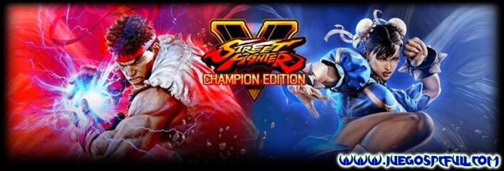 Descargar Street Fighter V Champion Edition | Español | Mega | Torrent