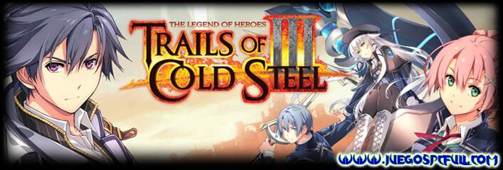 Descargar The Legend of Heroes Trails of Cold Steel III | Español | Mega | Torrent | Iso | ElAmigos