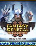 Fantasy General II Hero Edition | Español | Mega | Torrent | Iso | ElAmigos