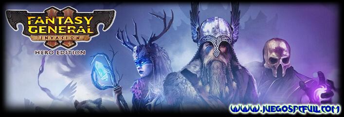 Descargar Fantasy General II Hero Edition | Español | Mega | Torrent | Iso | ElAmigos