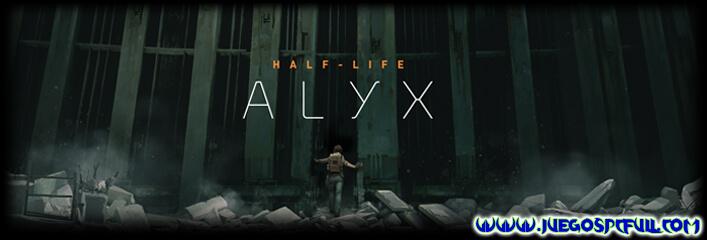 Descargar Half-Life Alyx | Español | Mega | Torrent | Iso