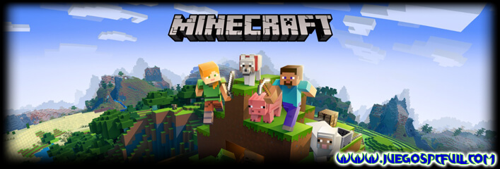 Descargar Minecraft   Español   Mega   Mediafire