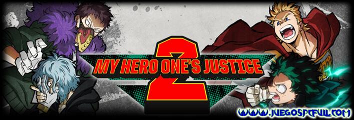 Descargar My Hero Ones Justice 2   Español   Mega   Torrent   Iso   ElAmigos