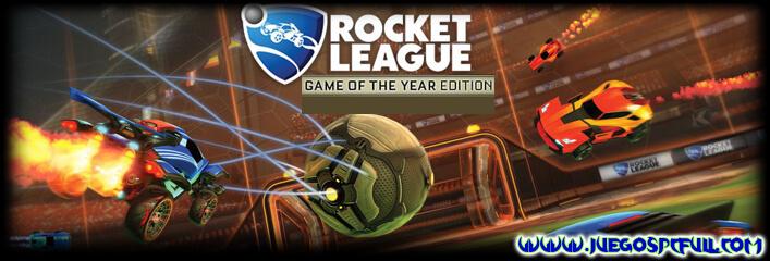 Descargar Rocket League GOTY Edition | Español | Mega | Torrent | Iso | Elamigos