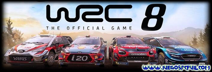 Descargar WRC 8 FIA World Rally Championship | Español | Mega | Torrent | Iso | Elamigos