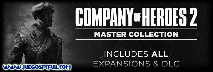 Descargar Company of Heroes 2 Master Collection | Español | Mega | Torrent | Iso | ElAmigos