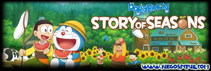 Descargar Doraemon Story Of Seasons v1.0.2 Español
