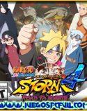 Naruto Shippuden Ultimate Ninja Storm 4 Road To Boruto Nex Generation | Full | Español | Mega | Torrent | Iso
