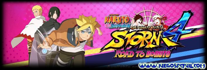 Descarga Naruto Shippuden Ultimate Ninja Storm 4 Road To Boruto Nex Generation
