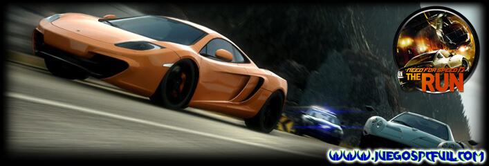 Descargar Need for Speed The Run Limited Edition | Español | Mega | Torrent | Iso | ElAmigos