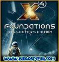 X4 Foundations Collectors Edition | Español | Mega | Torrent | Iso | ElAmigos