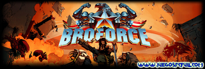 Descargar Broforce | Español | Mega | Torrent