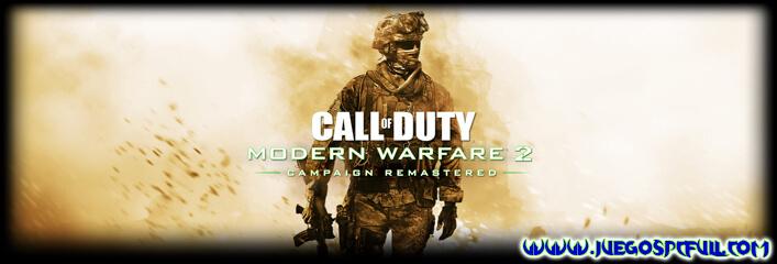 Descargar Call of Duty Modern Warfare 2 Campaign Remastered | Español | Mega | Torrent | Iso | ElAmigos