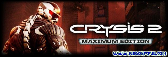 Descargar Crysis 2 Maximum Edition   Español   Mega   Torrent   Iso   ElAmigos