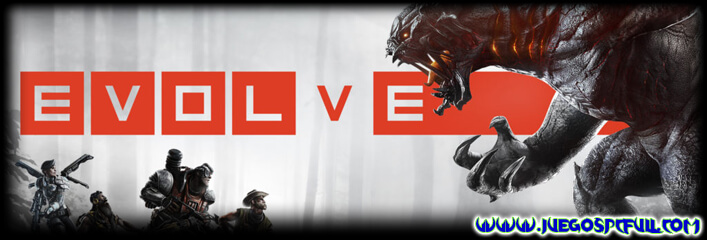 Descargar Evolve Monster Race Edition | Español | Mega | Torrent | Iso | ElAmigos