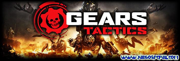 Descargar Gears Tactics | Español | Mega | Torrent | Iso | ElAmigos