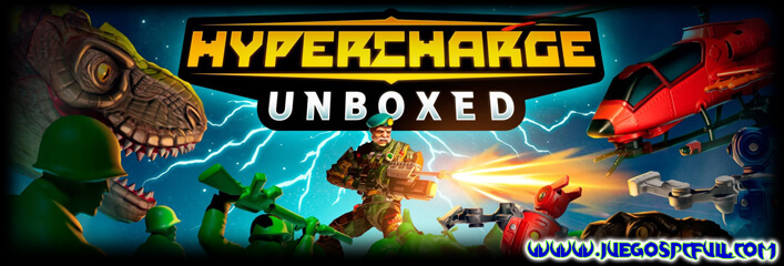 Descargar Hypercharge Unboxed | Español | Mega | Torrent | Iso | ElAmigos