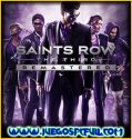 Saints Row The Third Remastered | Español | Mega | Torrent | Iso | ElAmigos