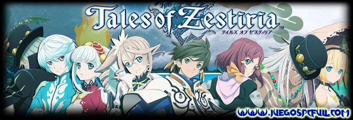Descargar Tales of Zestiria | Español | Mega | Torrent | Iso