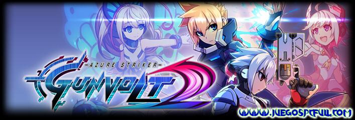 Descargar Azure Striker Gunvolt 2 | Español | Mega | Torrent