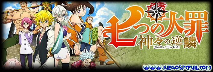 Descargar Nanatsu no Taizai Temporada 3 Sin Censura | Sub-Español | Full HD | Mega