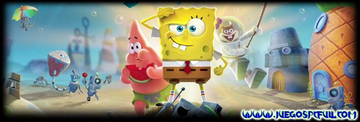 Descargar SpongeBob SquarePants Battle for Bikini Bottom Rehydrated | Español | Mega | Torrent | ElAmigos