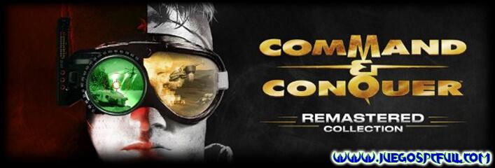 Descargar Command and Conquer Remastered Collection | Español | Mega | Torrent | Iso | ElAmigos