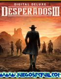 Desperados III Deluxe Edition   Español   Mega   Torrent   ElAmigos