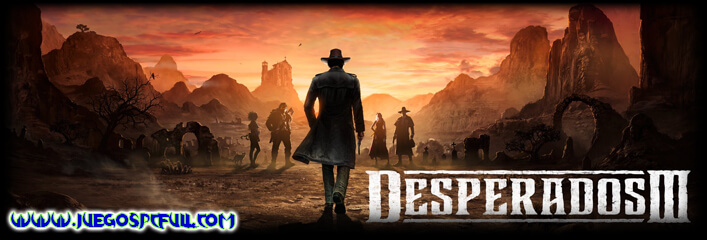 Descargar Desperados III Deluxe Edition | Español | Mega | Torrent | ElAmigos