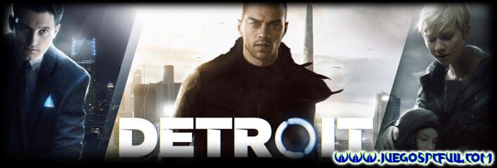 Descargar Detroit Become Human | Español | Mega | Torrent | ElAmigos
