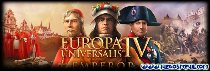 Descargar Europa Universalis IV Emperor | Español | Mega | Torrent | ElAmigos