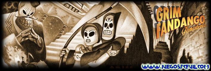 Descargar Grim Fandango Remastered   Español   Mega   Torrent