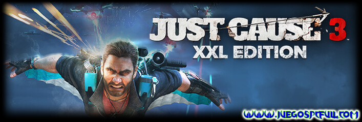 Descargar Just Cause 3 XXL Edition | Español | Mega | Torrent | ElAmigos