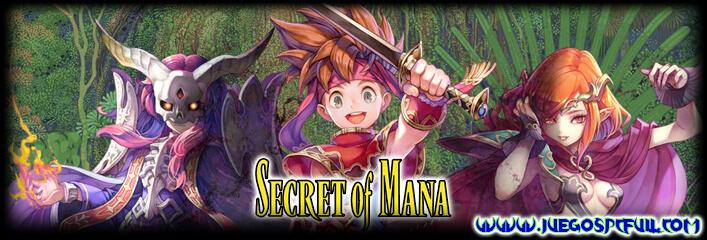 Descargar Secret of Mana | Español | Mega | Torrent | Iso