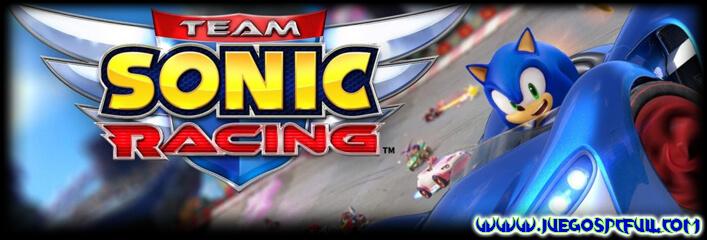 Descargar Team Sonic Racing | Español | Mega | Torrent | Iso | ElAmigos