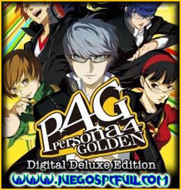 Descargar Persona 4 Golden Deluxe Edition Mega Torrent Elamigos