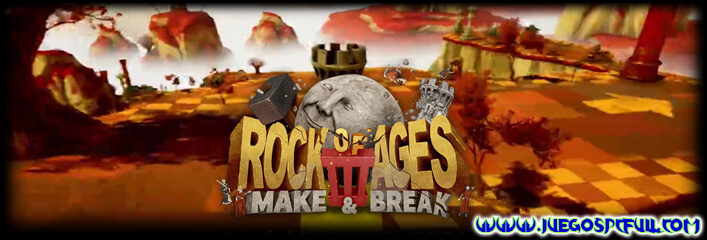 Descargar Rock of Ages 3 Make & Break | Español | Mega | Torrent | ElAmigos
