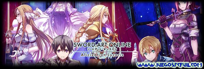 Descargar Sword Art Online Alicization Lycoris Deluxe Edition | Español | Mega | Torrent | ElAmigos