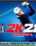 PGA Tour 2K21 Deluxe Edition | Español | Mega | Torrent | ElAmigos