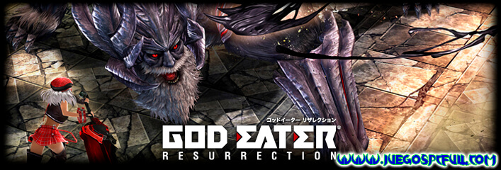 Descargar God Eater Resurrection | Español | Mega | Torrent
