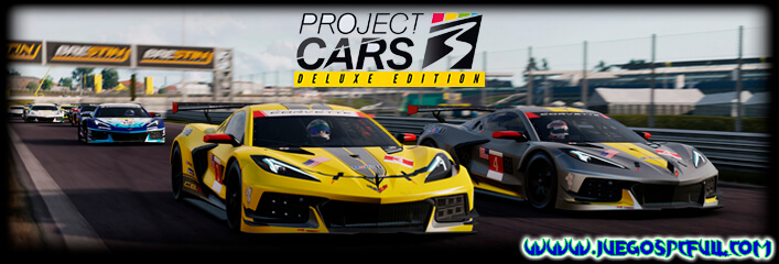 Descargar Project CARS 3 Deluxe Edition | Español | Mega | Torrent | ElAmigos