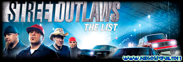 Descargar Street Outlaws The List | Español | Google Drive | Torrent