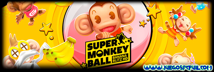 Descargar Super Monkey Ball Banana Blitz HD | Español | Mega | Torrent | ElAmigos
