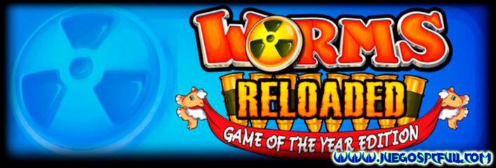 Descargar Worms Reloaded Game of the Year Edition | Español | Mega | Torrent | ElAmigos