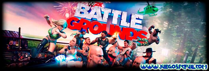 Descargar WWE 2K Battlegrounds | Español Mega Torrent ElAmigos