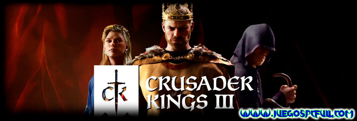 Descargar Crusader Kings III Royal Edition | Español | Mega | Torrent | ElAmigos
