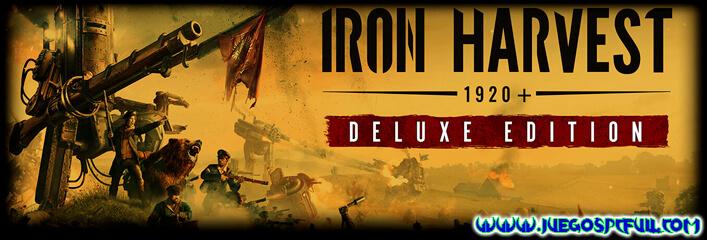 Descargar Iron Harvest Deluxe Edition | Español | Mega | Torrent | ElAmigos