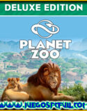Planet Zoo Deluxe Edition | Español Mega Torrent ElAmigos