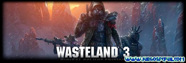 Descargar Wasteland 3 Deluxe Edition | Español | Mega | Torrent | ElAmigos