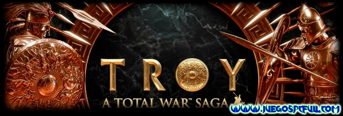 Descargar Total War Saga TROY | Español Mega Torrent ElAmigos